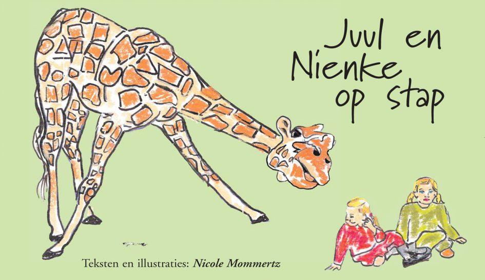 Kinderboekje Juul en Nienke op stap