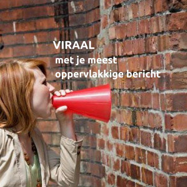 Viraal op LinkedIn