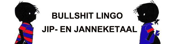 Bullshit Lingo jip- en janneketaal